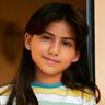 Madison Taylor Baez en el papel de Joven Selena
