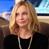 Calista Flockhart en el papel de Cat Grant