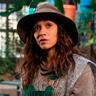 Dania Ramirez en el papel de Aimee
