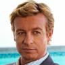 Simon Baker en el papel de Patrick Jane