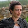 Laura Donnelly en el papel de Amalia True