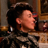 Olivia Williams en el papel de Lavinia Bidlow