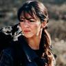 Annet Mahendru en el papel de Huck