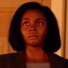 Deborah Ayorinde en el papel de Lucky Emory