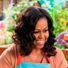 Michelle Obama en el papel de Michelle Obama