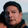 Gil Birmingham en el papel de Chief Thomas Rainwater