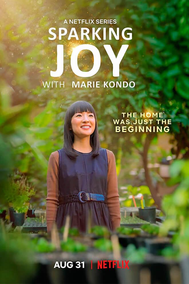 Poster del Programa / Serie: Sparking Joy with Marie Kondo
