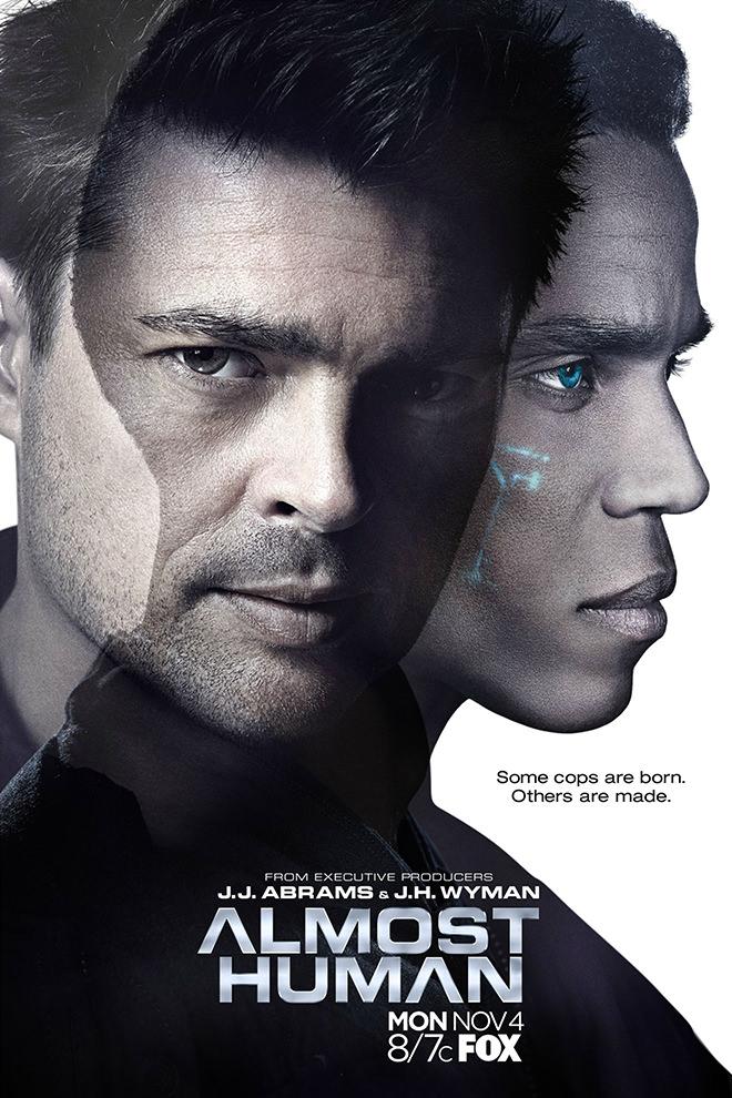Poster del Programa / Serie: Almost Human