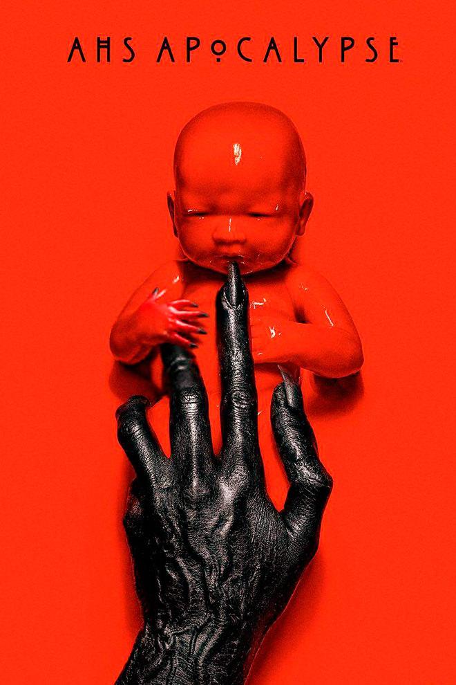 Poster del Serie: American Horror Story: Apocalypse
