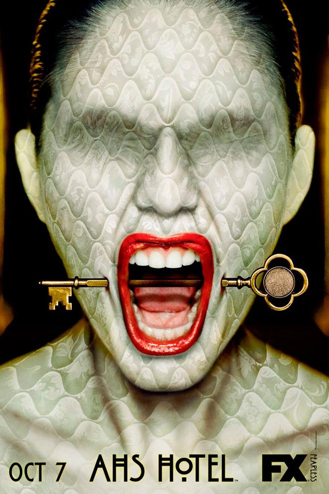 Poster del Programa / Serie: American Horror Story: Season V