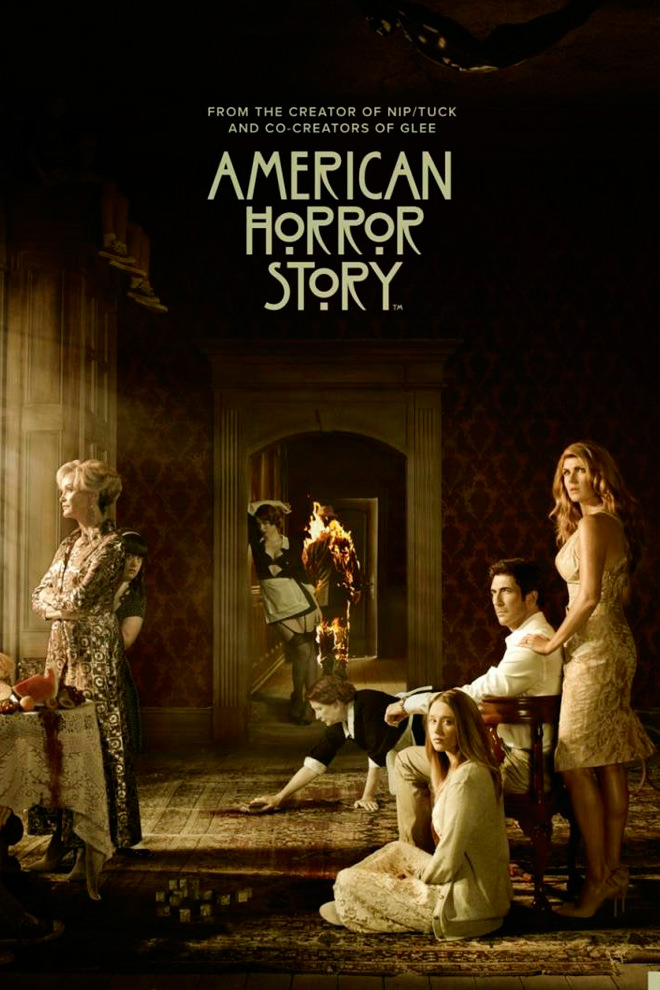 Poster del Programa / Serie: American Horror Story: Season 1