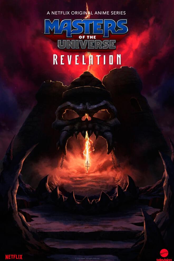 Poster del Serie: Amos del Universo: Revelación