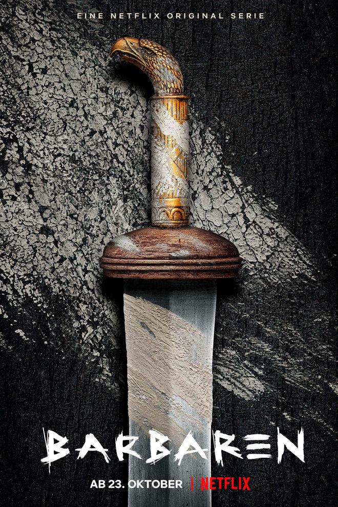 Poster de la Película: Barbarians (2020)