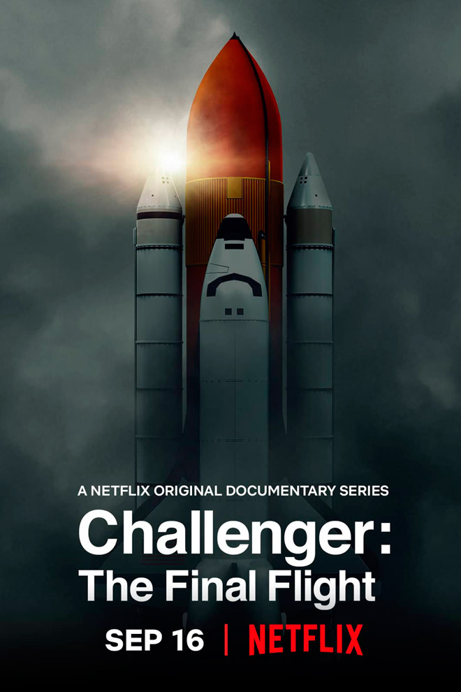 Poster del Programa / Serie: Challenger: The Final Flight