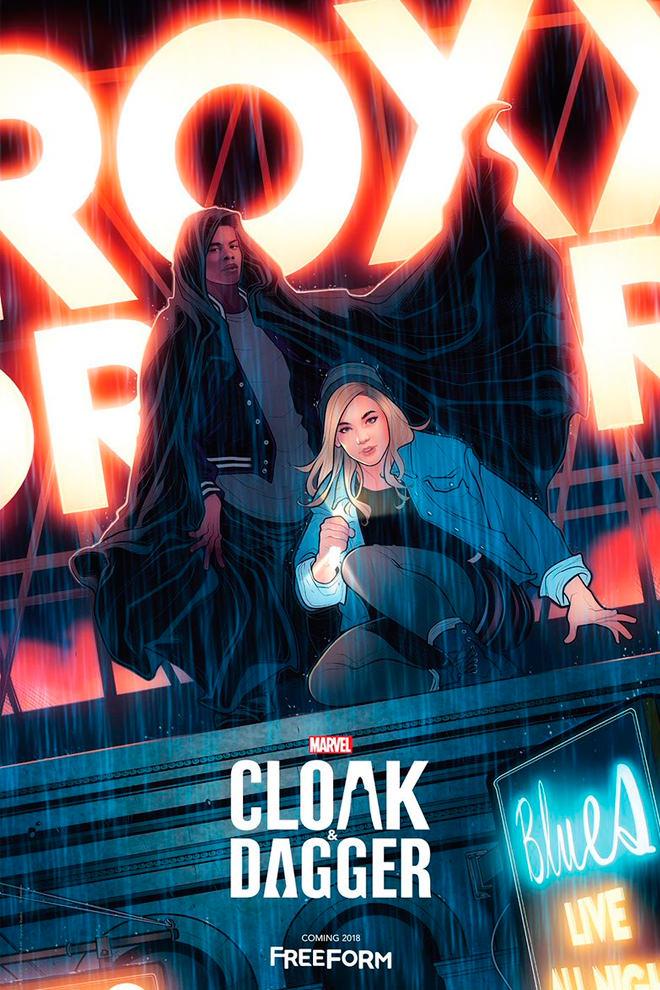 Poster del Programa / Serie: Marvel's Cloak & Dagger