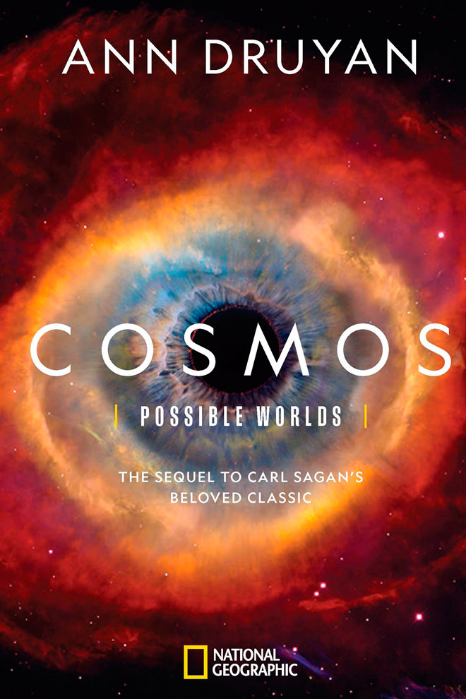 Poster del Programa / Serie: Cosmos: Possible Worlds