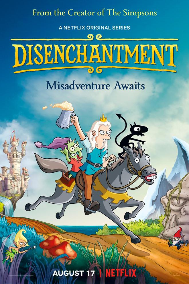 Poster del Serie: Disenchantment