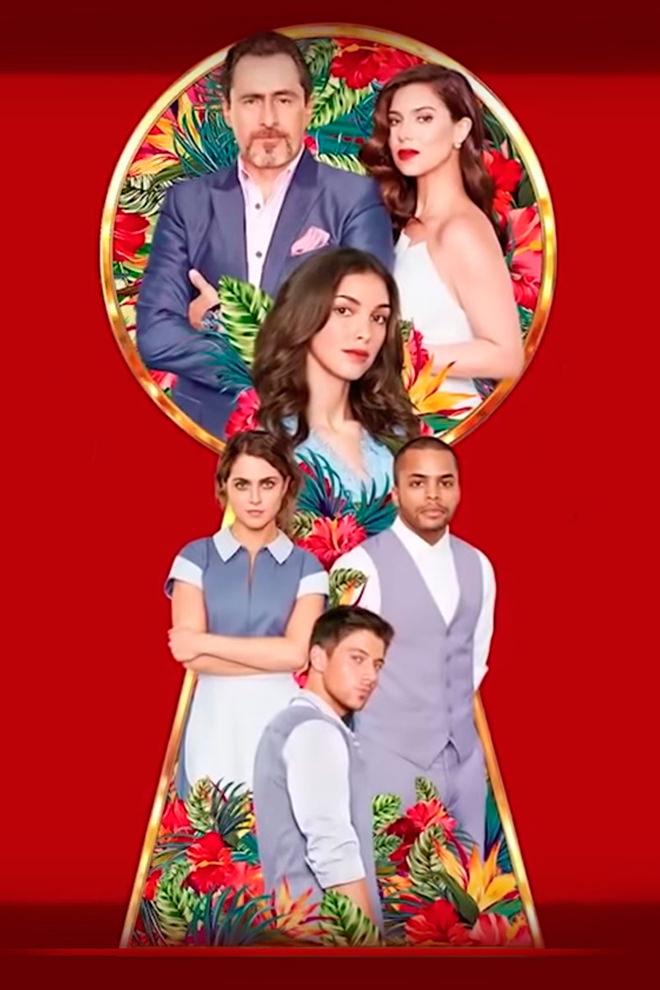Poster del Programa / Serie: Grand Hotel (2019)