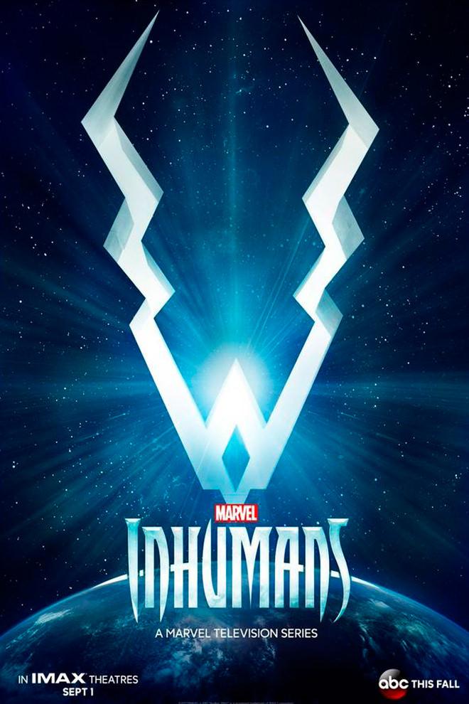 Poster del Programa / Serie: Inhumanos