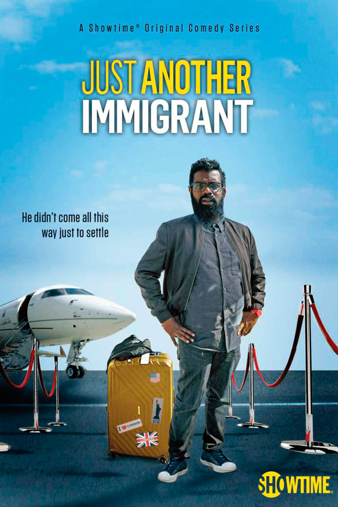 Poster del Serie: Just Another Immigrant