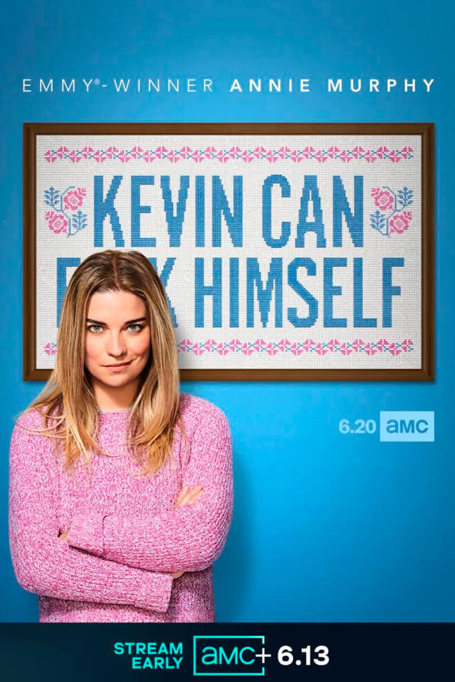 Poster del Serie: Kevin Can F**k Himself