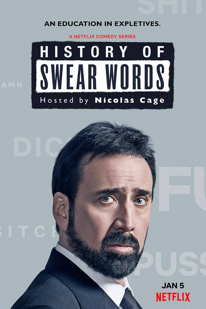 Poster del Programa / Serie: History of Swear Words