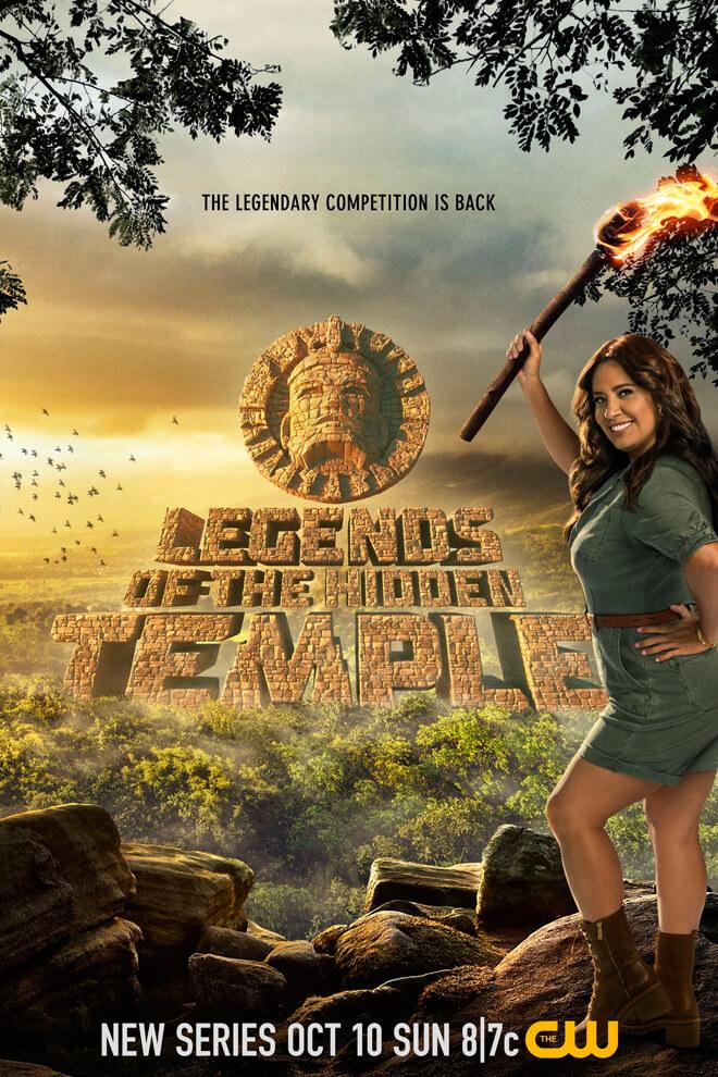 Poster del Programa: Legends of the Hidden Temple (2021)