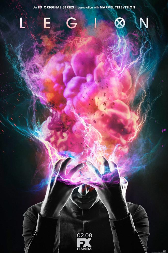 Poster del Serie: Legion