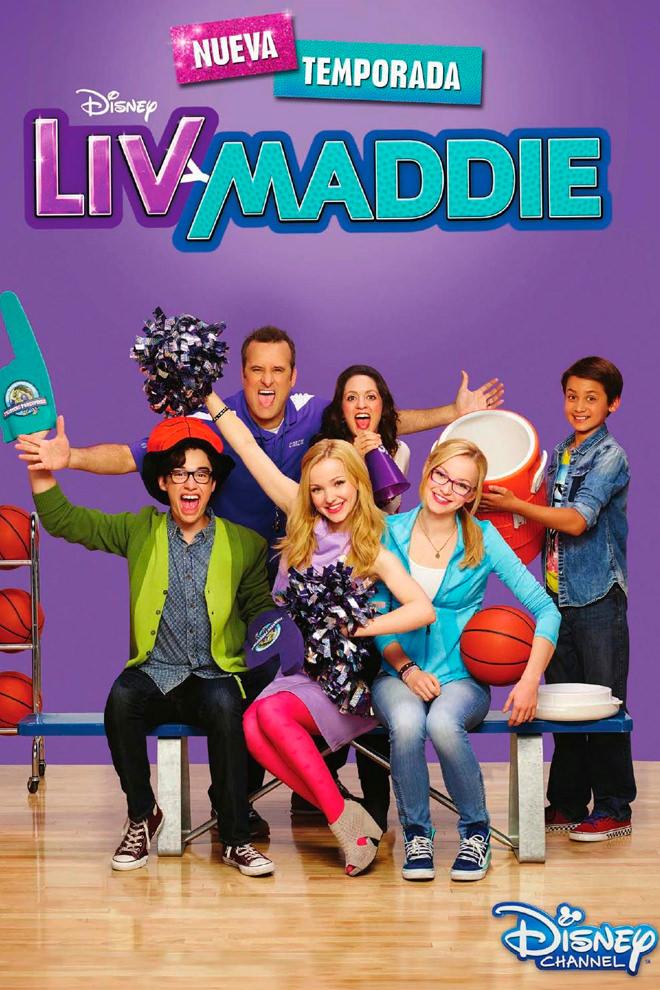 Poster del Serie: Liv y Maddie