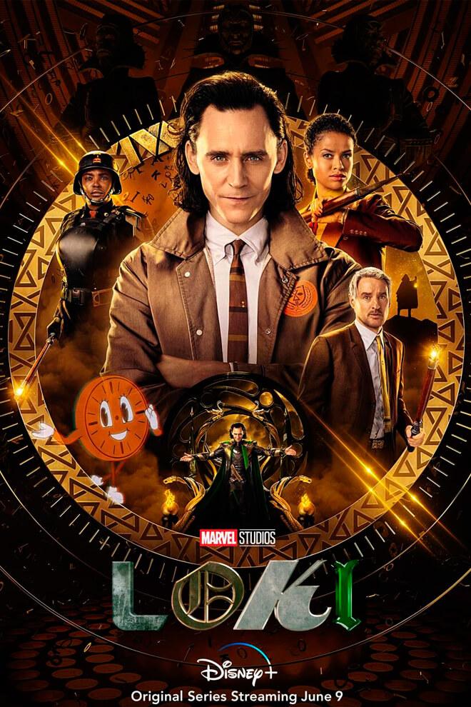 Poster del Serie: Loki