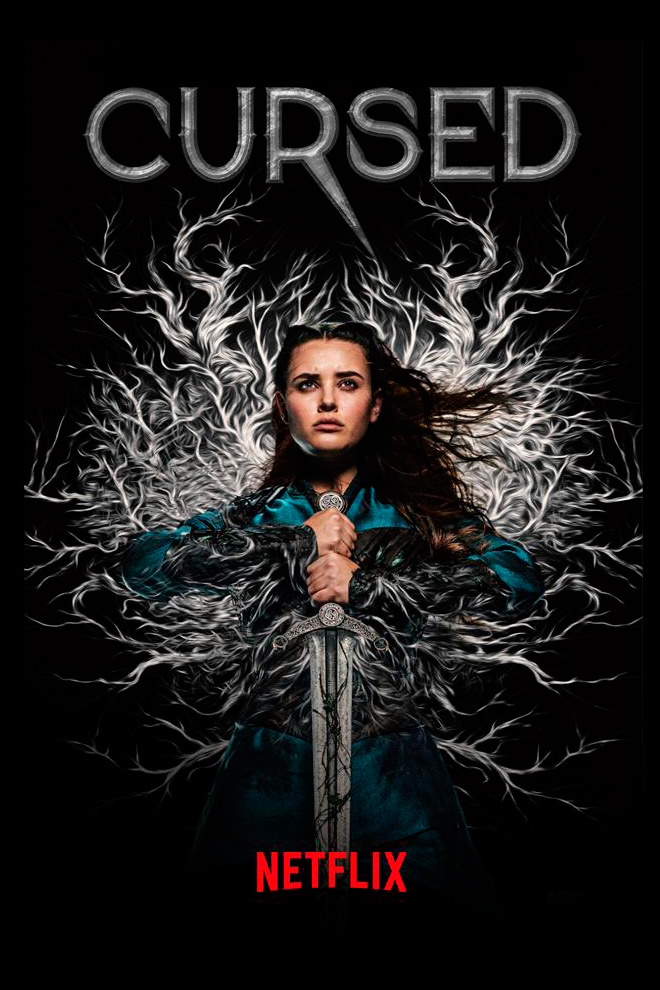 Poster del Programa / Serie: Cursed (2020)