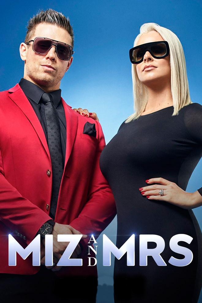 Poster del Serie: Miz & Mrs.