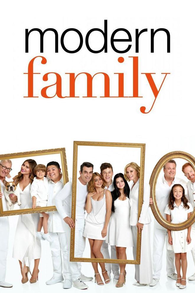 Poster del Serie: Modern Family