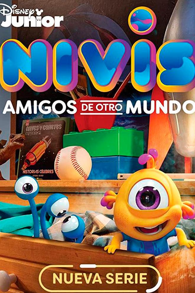 Poster del Serie: Nivis, amigos de otro mundo