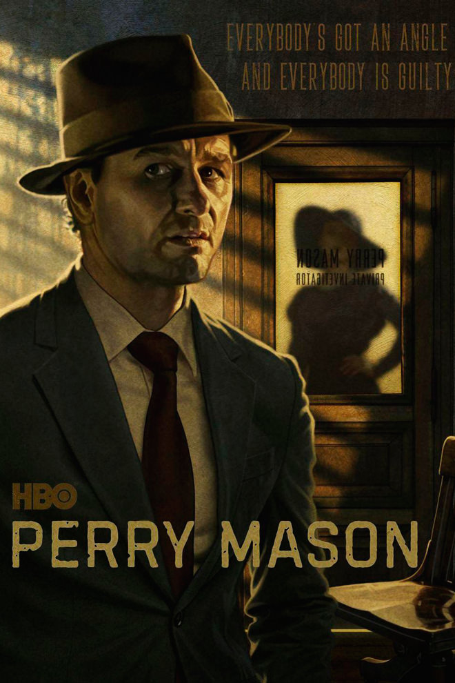 Poster del Serie: Perry Manson (2020)
