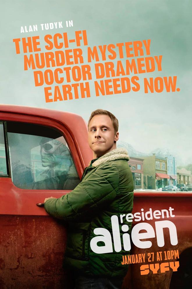 Poster del Serie: Resident Alien