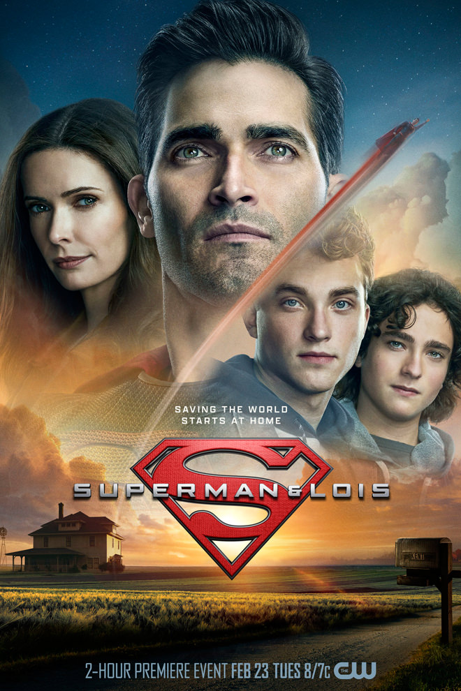Poster del Programa / Serie: Superman and Lois