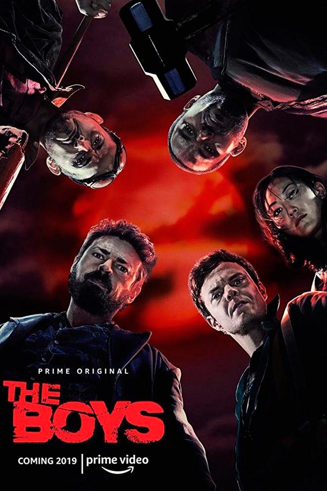 Poster del Serie: The Boys