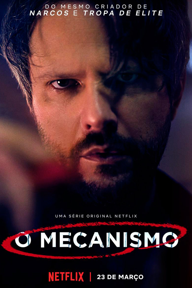 Poster del Serie: The Mechanism