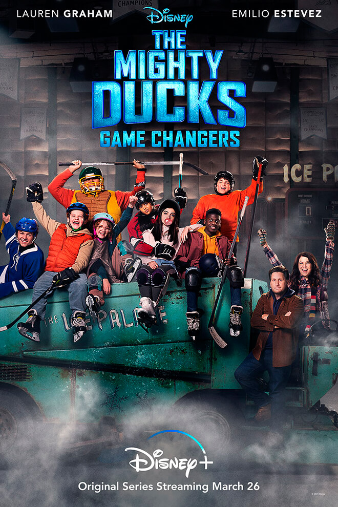 Poster del Serie: The Mighty Ducks: Game Changers