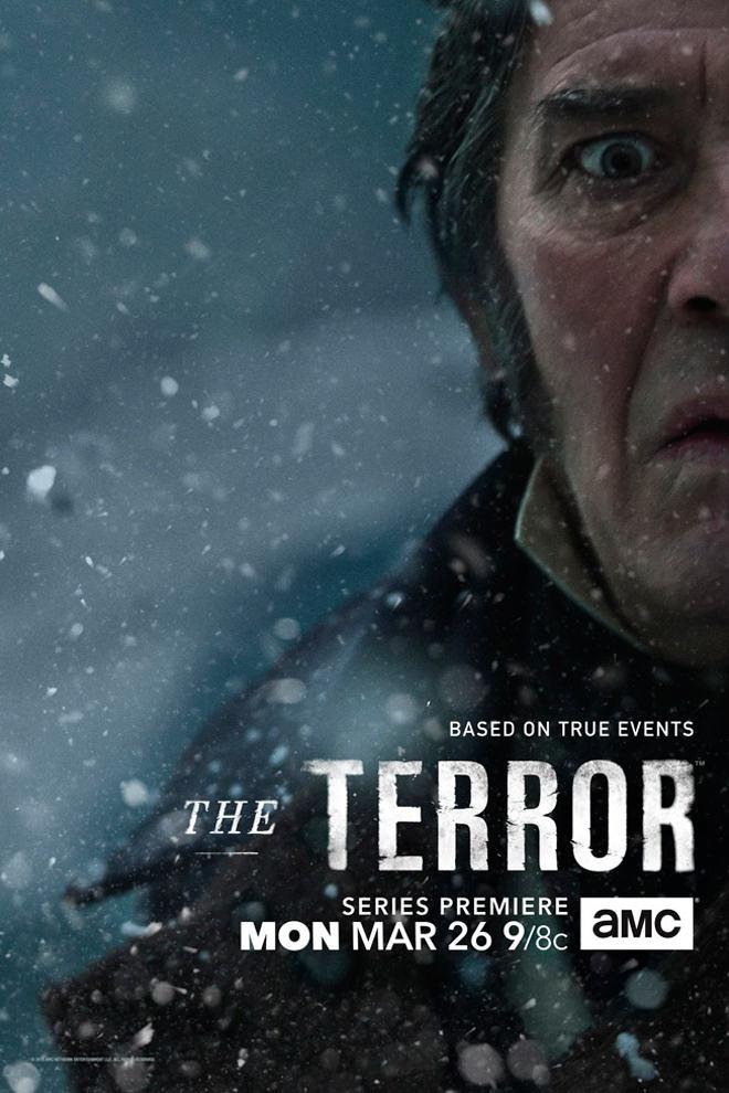 Poster del Programa / Serie: Terror