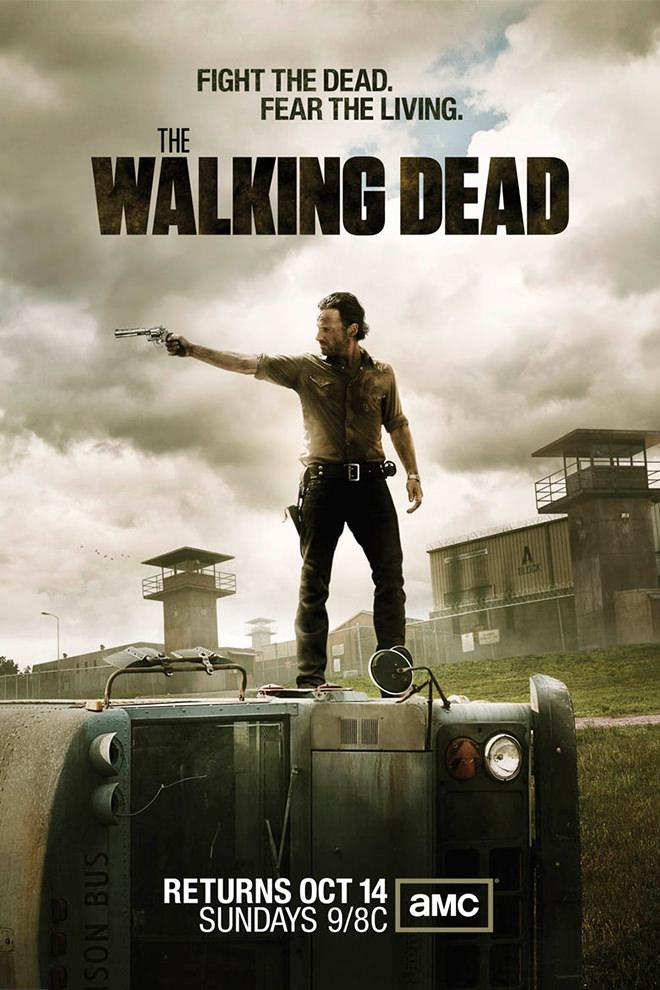 Poster del Programa / Serie: The Walking Dead
