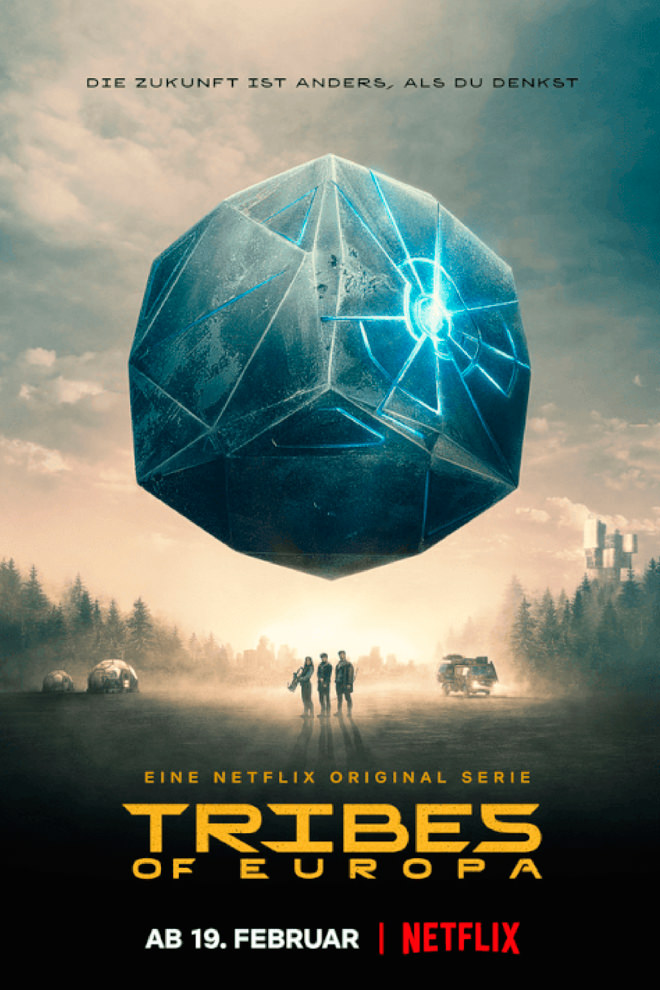 Poster del Programa / Serie: Tribus de Europa