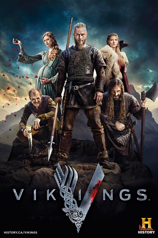 Poster del Serie: Vikingos