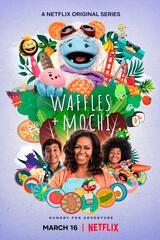 Waffles y Mochi
