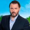 Rodrigo Abed en el papel de Gonzalo Heredia