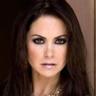 Lucero en el papel de Bárbara Greco / Rebeca Sánchez