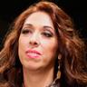 Regina Orozco en el papel de Amalia Gómez Beltrán