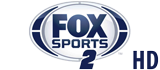 Logo Canal Fox Sports 2 HD Latinoamérica
