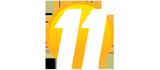 Logo Canal 11 de Costa Rica